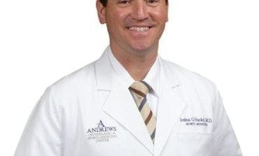 Dr. Joshua G. Hackel, MD - Looking Forward in Sports Medicine