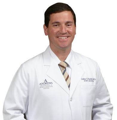 Dr. Joshua G. Hackel, MD – Looking Forward in Sports Medicine