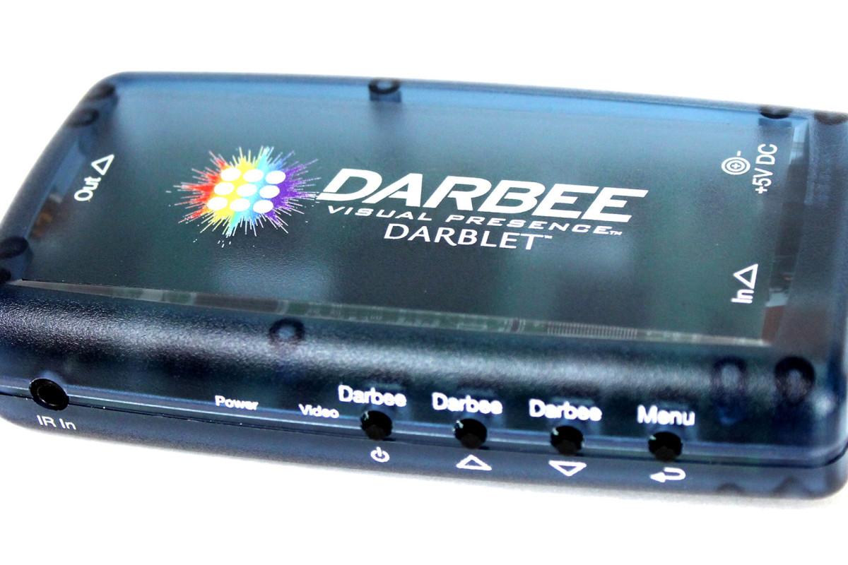 The Darblet HDMI Image Enhancer