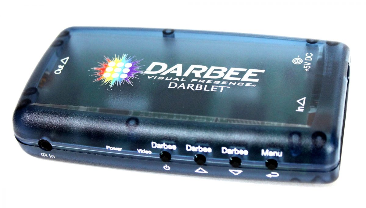 The Darblet HDMI Image Enhancer
