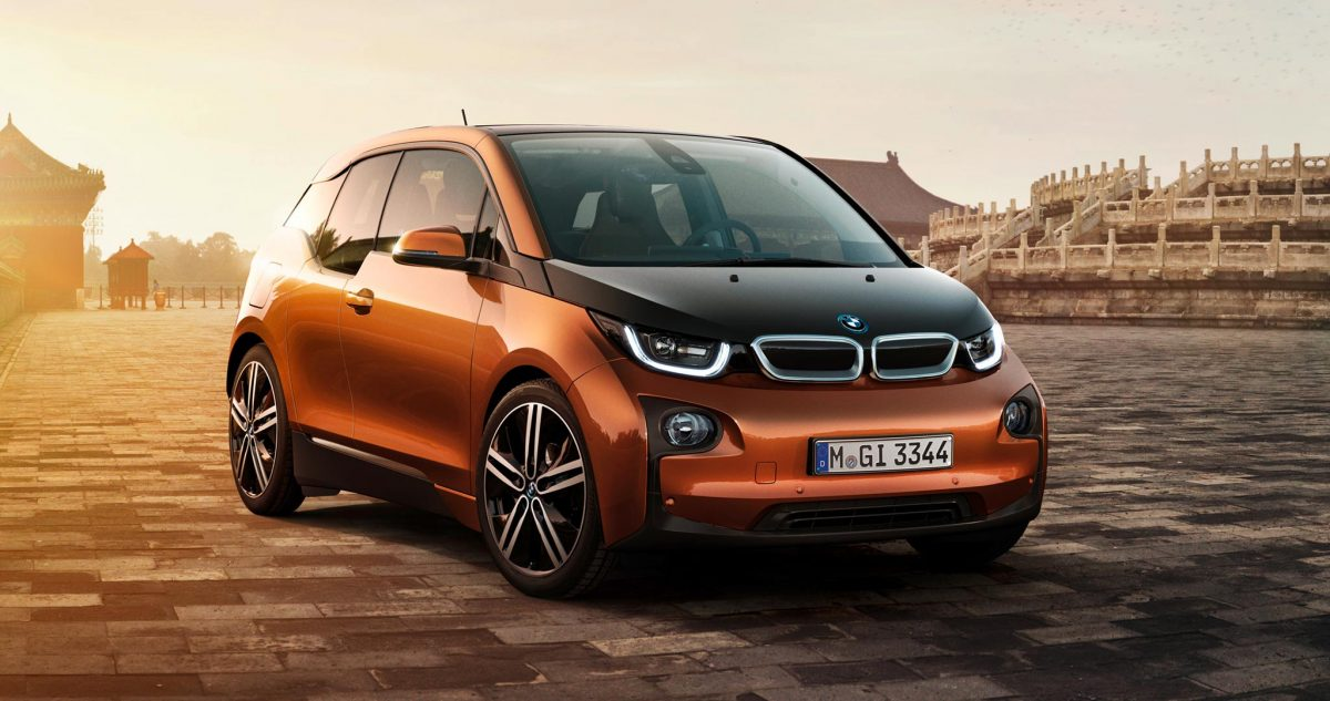 Bmw I3 Review Electric Car Bmw I3 Design Electric Cars