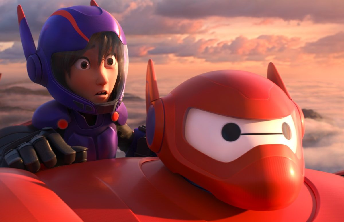 Technology & Animation Mastery: The Making Of Disney's Big Hero 6