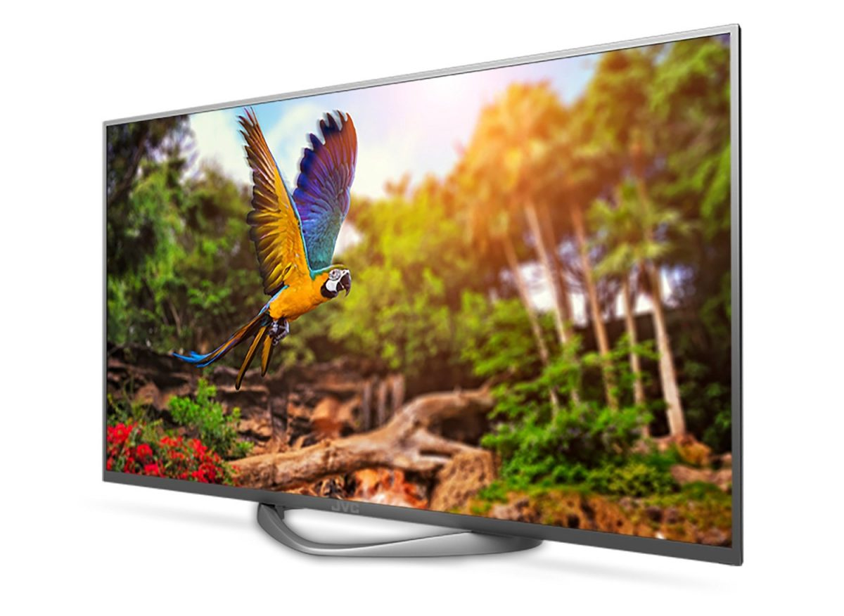 The JVC Diamond Series 4K UHD TV