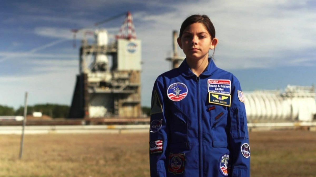 Alyssa Carson Astronaut in Training: Destined for Mars