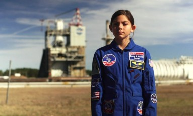 Alyssa Carson Astronaut in Training: Destined for Mars
