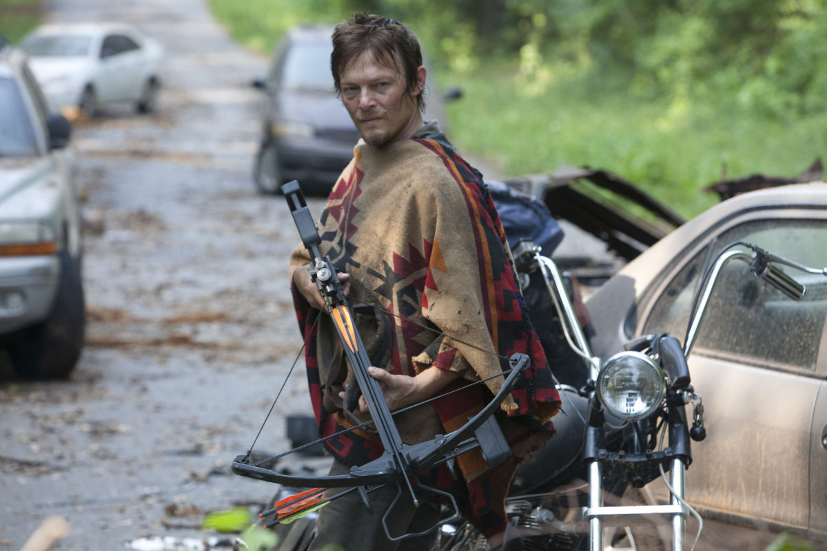 Norman Reedus Talks The Walking Dead And Gaming