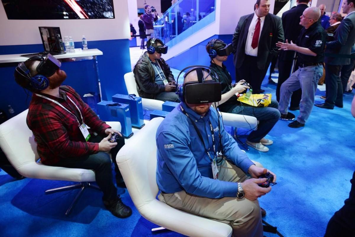 Virtually Speaking of Virtual Reality