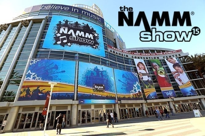 NAMM 2015: How Cool is That?!