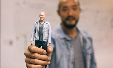 Next Level Selfies: 3D Printing