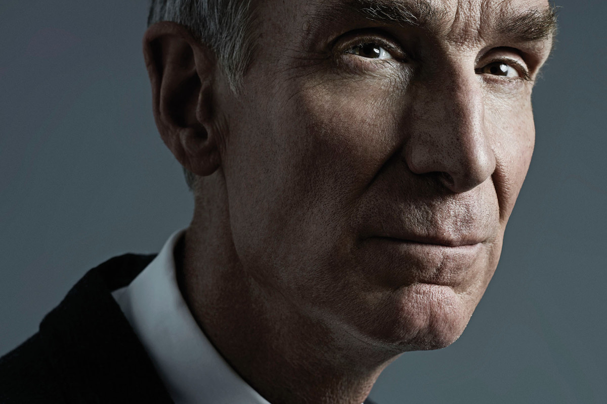 Exclusive Interview: Bill Nye on the USASEF