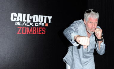 Ron Perlman on Zombies and the Evolution of Gaming