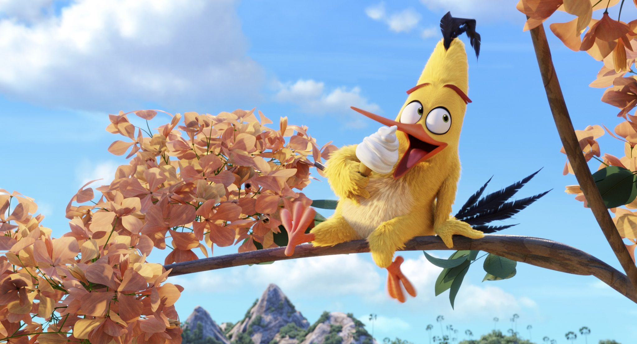 The angry birds movie directors talk tech - Angry birds trio ...