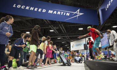 STEM Works! Chatting With Lockheed Martin's Stephanie Hill