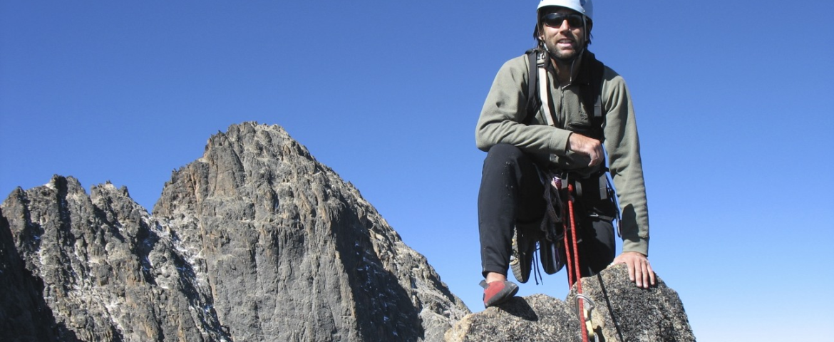 Everest Climber Erik Weihenmayer on Surmounting Adversity