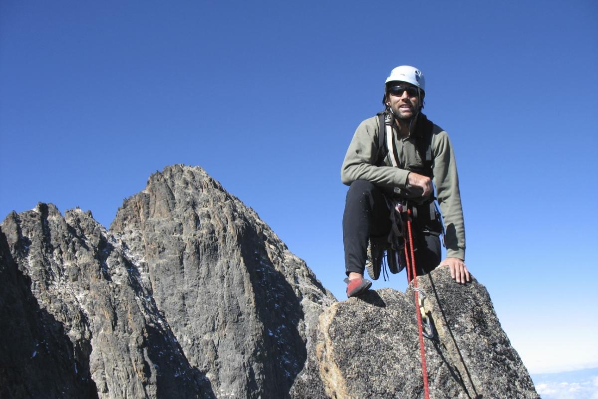Everest Climber Erik Weihenmayer on Surmounting Adversity