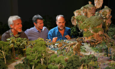 Interview: James Cameron on Avatar and Sustainability