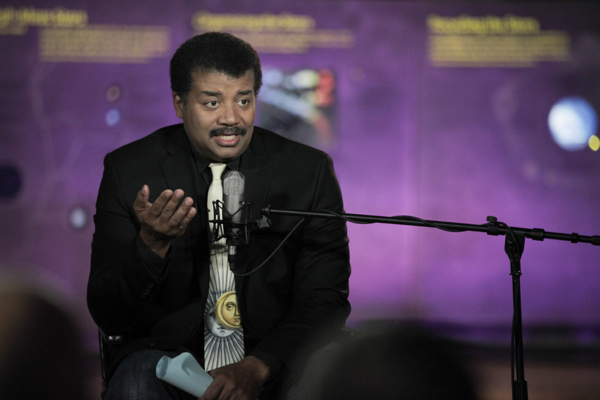 Interview: Astrophysicist Neil deGrasse Tyson on Politics and AI