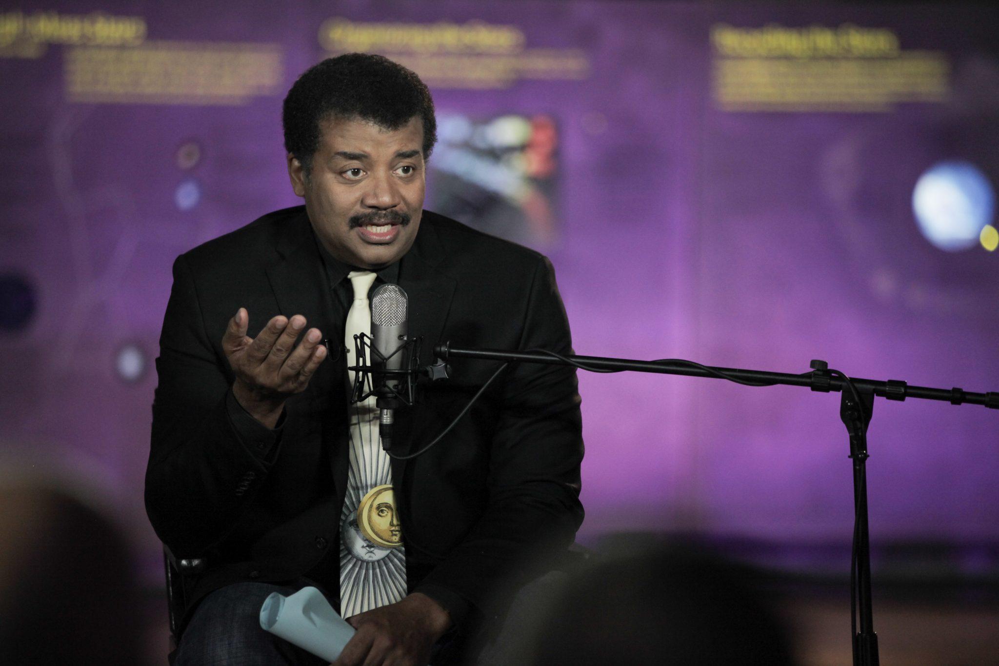 Interview: Astrophysicist Neil deGrasse Tyson on Politics and AI
