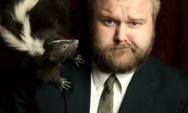 Interview with The Walking Dead's Robert Kirkman