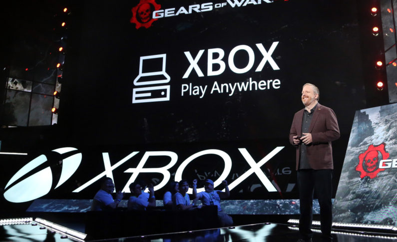 Xbox Goes All In With Play Anywhere