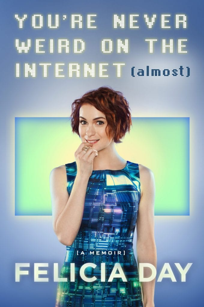 You're Never Weird On The Internet COVER