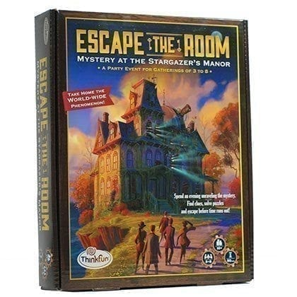 ThinkFun's Escape Room Game Brings the Excitement to Your Living Room