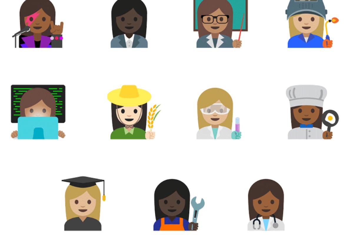 Best New Emojis in Unicode's Inclusive Update