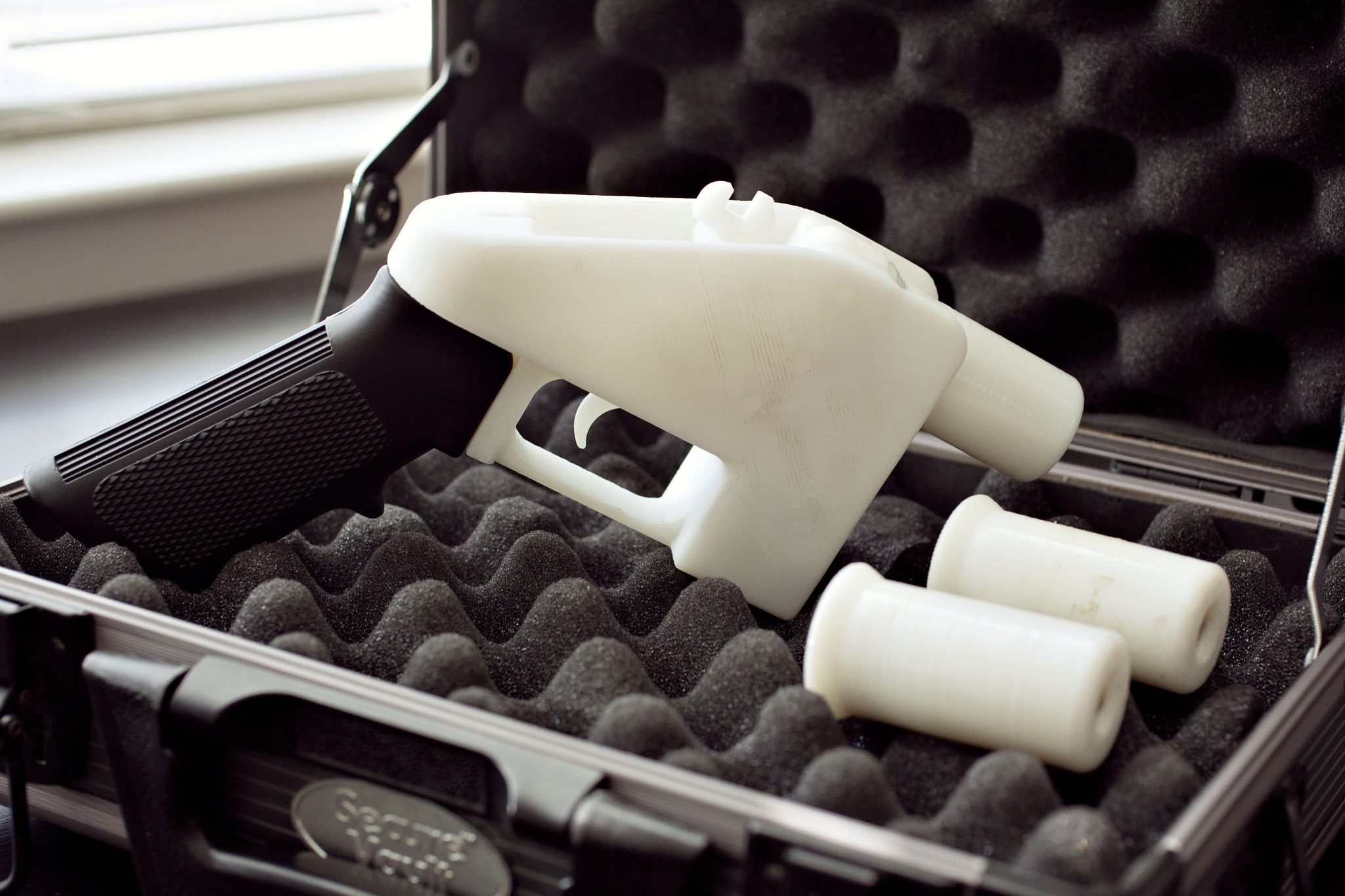 Cody Wilson 3D Prints the Gun
