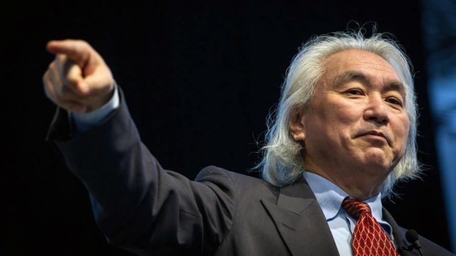 Physicist Michio Kaku on STEM Education