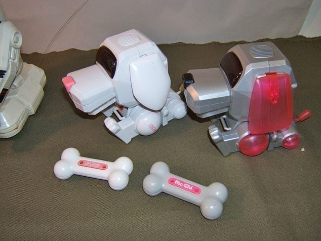 Bad Robot Dog!
