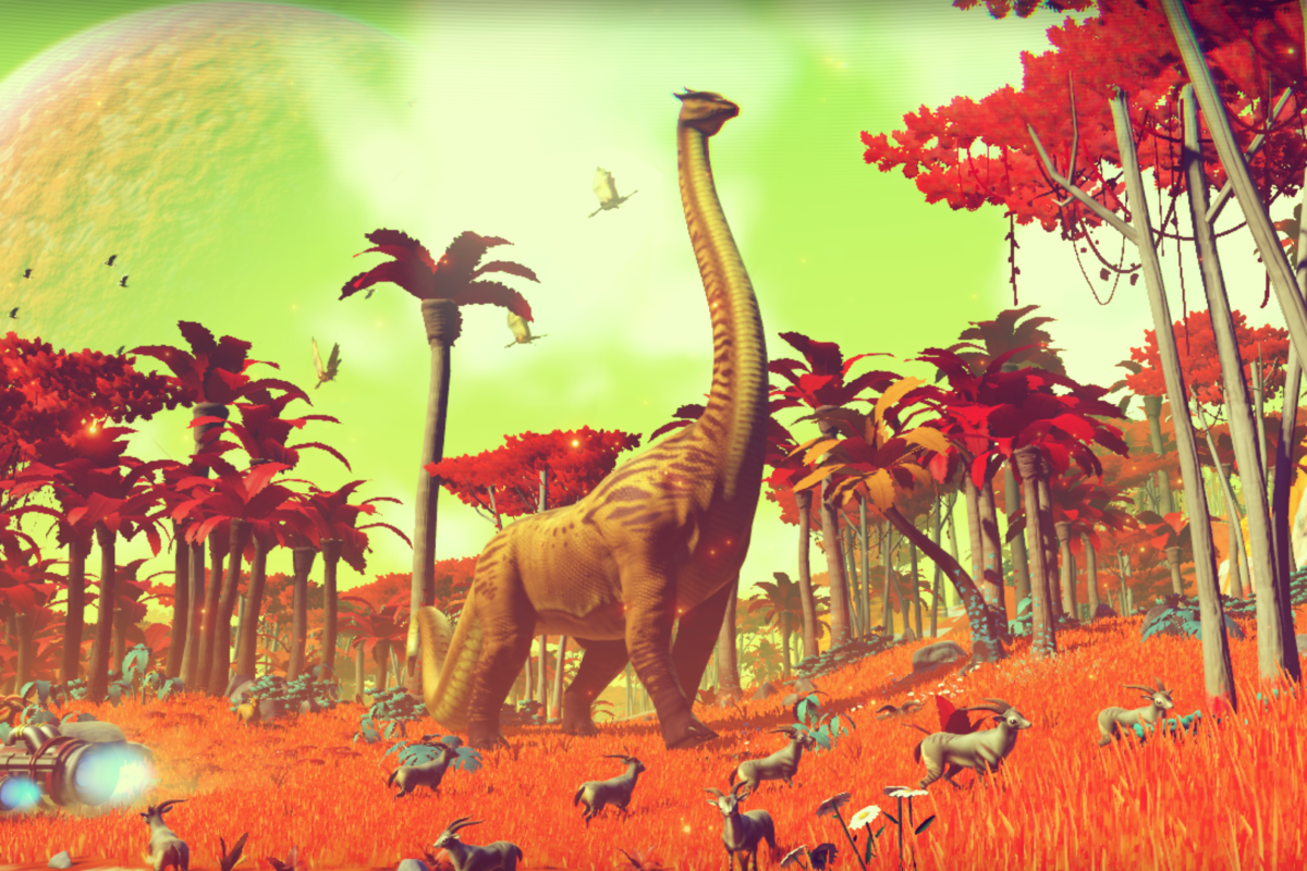 Can the Foundation Update for No Man's Sky Bring People Back?