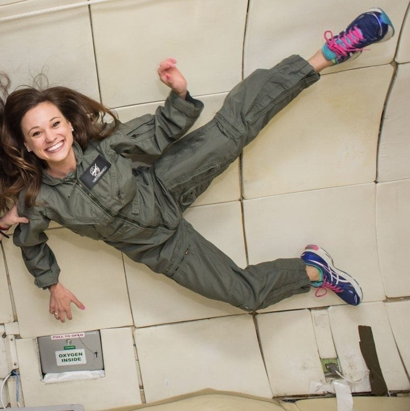 Emily Calandrelli, The Space Gal