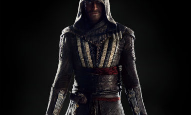 On the Set with Assassin's Creed Star Michael Fassbender