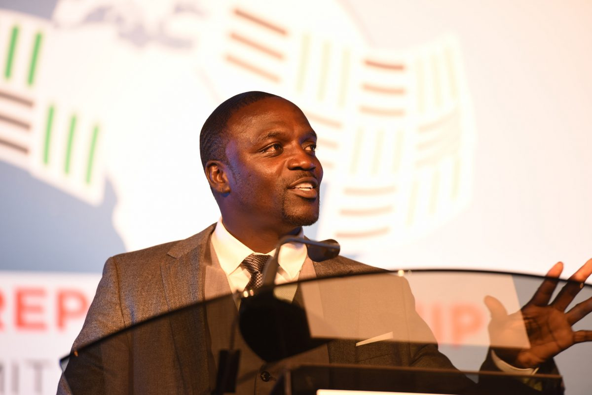 Video Interview with Hip Hop Superstar and Philanthropist Akon