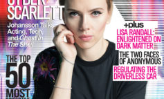 Listen to our Full-Length Interview with Scarlett Johansson