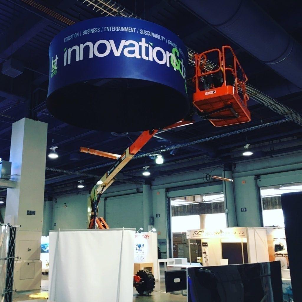 #CES2017, CES, Innovation & Tech Today, Automation, Tech, Tech World, High Tech, Tech Show,