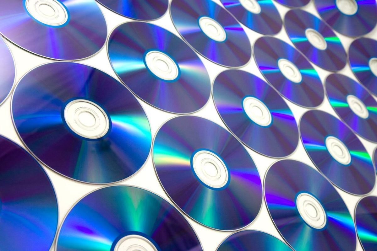 DVDs Are Still (Kind Of) Thriving