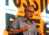 Interview: Bill McKibben on Pipelines and the War for the World