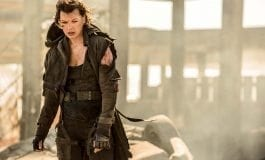 Milla Jovovich and Husband Reminisce about Resident Evil