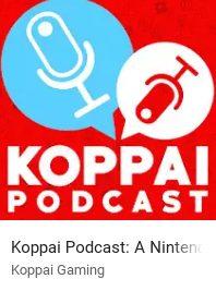 nintendo, podcast, koppai