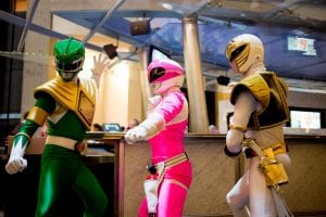 power, rangers, convention