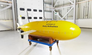 Safe Travels, Boaty McBoatface!