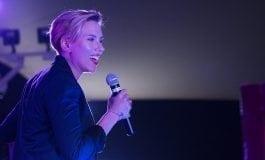 Scarlett Johansson Talks Tech And Her Favorite Movie Robot
