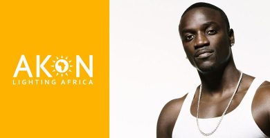 Chatting with Akon about 'Lighting Africa' and his Role in the Tech World
