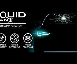 LiquidNano Launches New Liquid Windshield Protection
