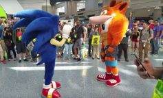 Video Game Mascot Dance-Off Play-By-Play