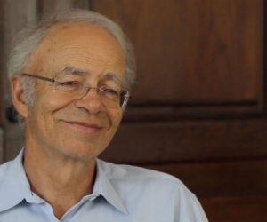 Animal Rights Philosopher Peter Singer on Sustainable Agriculture and Trump