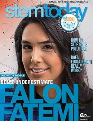 STEM Summer Cover
