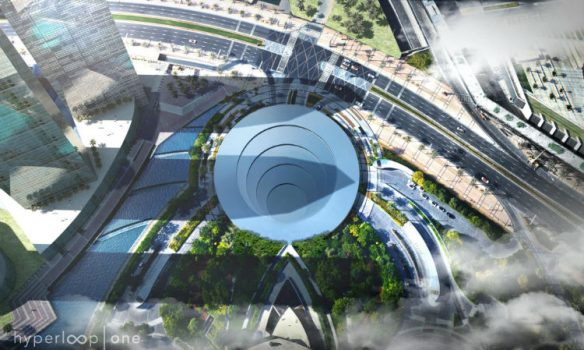 Elon Musk Announces New York to Washington D.C. HyperLoop