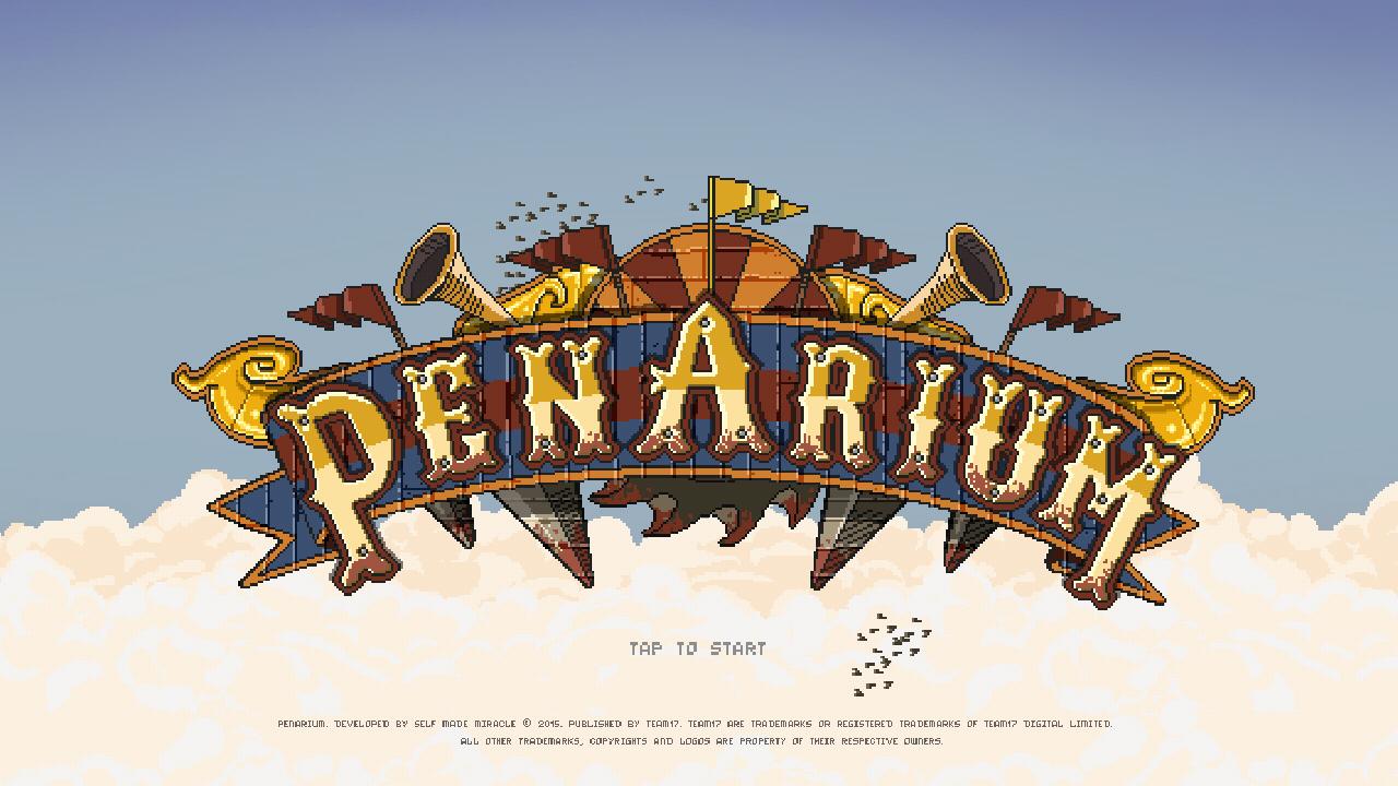 'Penarium' Review: Circus Arcade Madness